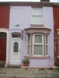 Thumbnail 2 bedroom terraced house to rent in Strathcona Road, Liverpool