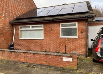 Thumbnail 1 bed bungalow to rent in Howard Road, Leicester