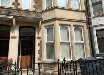Thumbnail 2 bedroom flat to rent in Marlborough Road, Roath, Cardiff, South Glamorgan