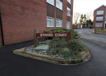 Thumbnail 2 bed flat for sale in Stocks Court, Poulton Le Fylde
