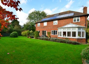 Thumbnail 5 bedroom detached house for sale in Pilgrims Way, Canterbury