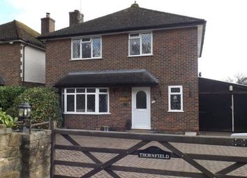 Thumbnail 3 bed detached house for sale in Newchapel Road, Lingfield