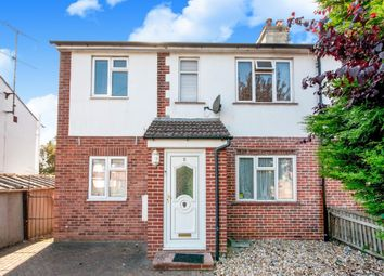 3 bed semi-detached house for sale in Lexden Road, Seaford BN25