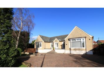 Thumbnail 5 bed detached bungalow for sale in Main Street, Falkirk