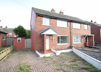 Thumbnail 3 bed semi-detached house to rent in Broadacre Road, Ossett