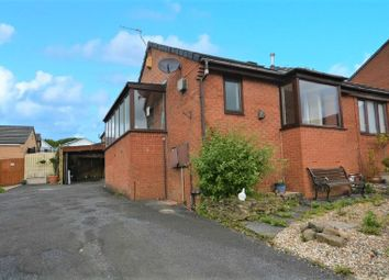 Thumbnail 2 bed semi-detached bungalow for sale in Butts Mount, Great Harwood, Blackburn
