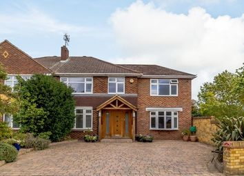 Thumbnail 6 bed semi-detached house for sale in Sunna Gardens, Sunbury-On-Thames