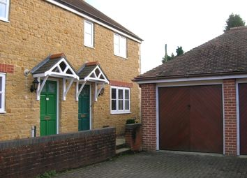 Thumbnail 3 bedroom terraced house to rent in Castle Rise, Castle Cary, Somerset