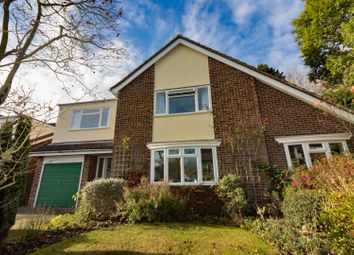 Thumbnail 4 bed detached house for sale in Byron Drive, Wickham Bishops, Witham