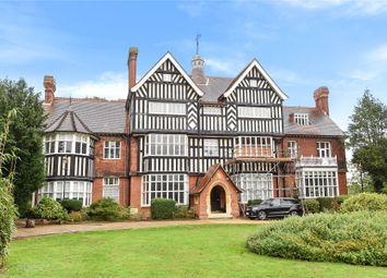 Thumbnail 2 bed flat for sale in Goddington Manor, Court Road, Orpington