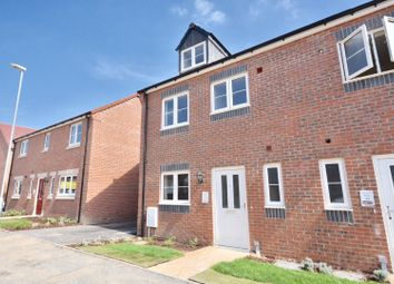 Thumbnail 4 bed semi-detached house for sale in Wellspring Road, Finedon, Wellingborough