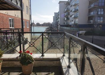 Thumbnail 2 bed flat to rent in Macquarie Quay, Eastbourne