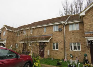 Thumbnail 2 bed terraced house for sale in The Croft, Christchurch, Wisbech