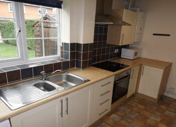 Thumbnail 2 bed end terrace house to rent in James Close, Chippenham