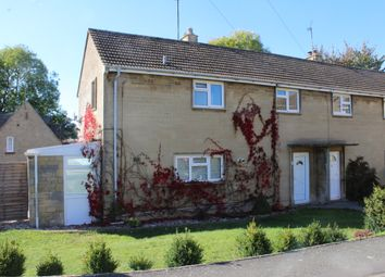 Thumbnail 3 bed semi-detached house to rent in Blunts Hay, Eastleach, Cirencester