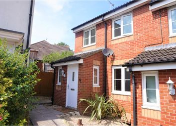 Thumbnail 3 bed end terrace house for sale in The Forge, Gloucester