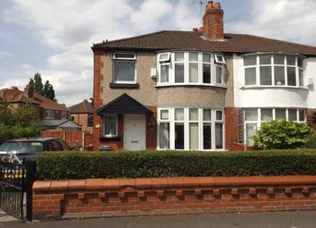 Thumbnail 3 bed semi-detached house for sale in Yew Tree Road, Manchester, Greater Manchester, Uk