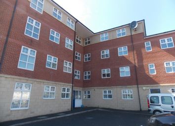 Thumbnail 2 bedroom flat to rent in Elmfield Court, Bedlington