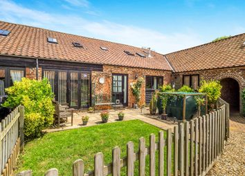 Thumbnail 3 bedroom barn conversion for sale in Fritton Road, Ludham, Great Yarmouth