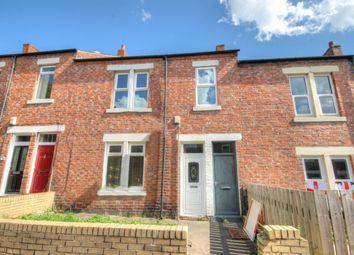 Thumbnail 2 bed flat for sale in Denwick Avenue, Lemington, Newcastle Upon Tyne