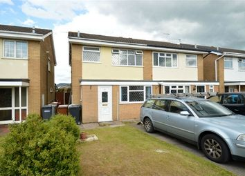 Thumbnail 3 bed semi-detached house to rent in Camborne Close, Congleton, Cheshire