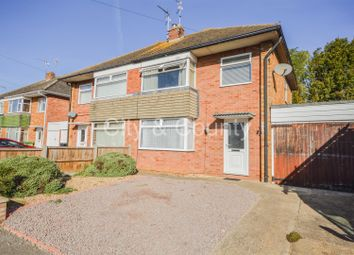 Thumbnail 3 bed semi-detached house for sale in Coventry Close, Werrington, Peterborough
