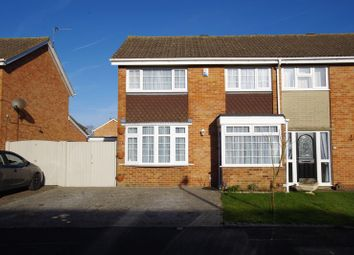 Thumbnail 3 bed semi-detached house for sale in St. Andrews Green, Swindon
