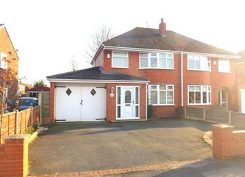 Thumbnail 3 bed semi-detached house for sale in Cherry Tree Avenue, Penketh, Warrington, Cheshire