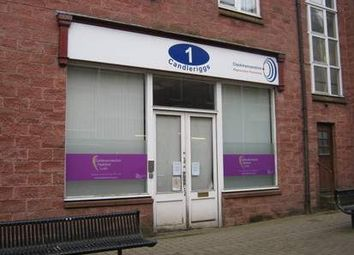 Thumbnail Retail premises to let in Candleriggs, Alloa