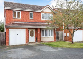 Thumbnail 4 bed detached house for sale in Davenham Road, Bromsgrove