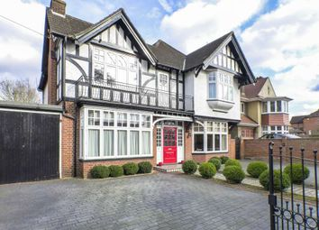 Thumbnail 5 bed detached house for sale in The Drive, Sidcup