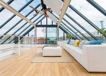 Thumbnail 3 bed flat for sale in The Penthouse Observatory, Brandon House, London