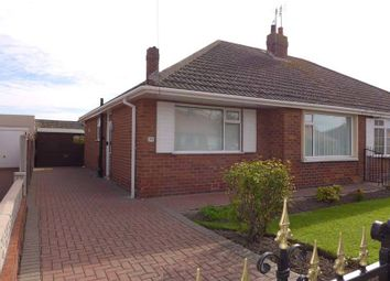 Thumbnail 2 bed semi-detached bungalow for sale in Cleveleys Avenue, Thornton-Cleveleys