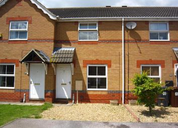 Thumbnail 2 bedroom terraced house to rent in Lupin Road, Lincoln