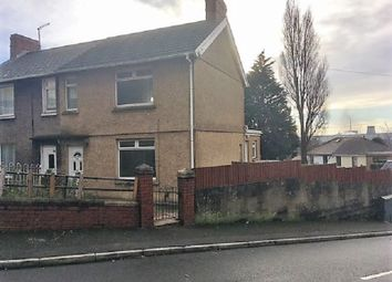 3 bed semi-detached house for sale in Pellau Road, Port Talbot, Neath Port Talbot. SA13