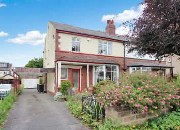 Thumbnail 3 bed semi-detached house for sale in The Drive, Crossgates, Leeds
