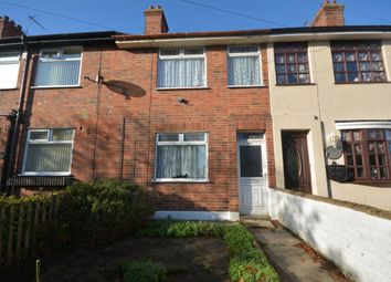 Thumbnail 3 bed terraced house for sale in Somerton Avenue, Lowestoft
