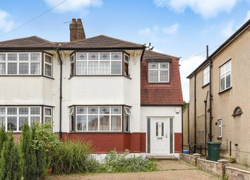 Thumbnail 4 bed semi-detached house for sale in Ivere Drive, Barnet