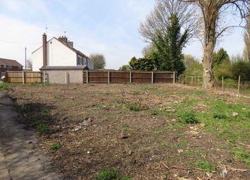 Thumbnail Land for sale in Margrave Lane, Garthorpe, Scunthorpe