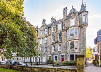Thumbnail 4 bed flat for sale in Argyle Park Terrace, Marchmont, Edinburgh