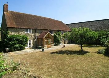 Thumbnail 5 bed farmhouse to rent in Kingston Road, Abingdon