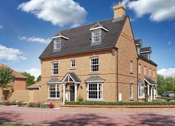 """Thumbnail 4 bedroom end terrace house for sale in """"The Hereford"""" at Wootton Road, Abingdon"""