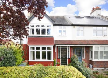 Fossil Road, London SE13. 3 bed terraced house
