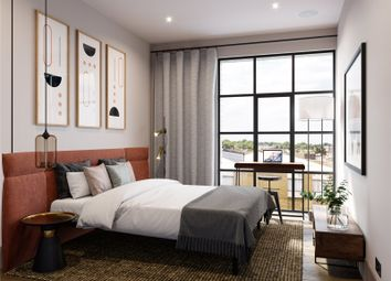 Thumbnail 1 bed flat for sale in Eagle Wharf Road, Islington, London
