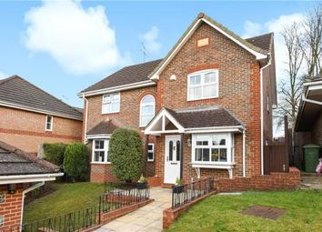 Thumbnail 4 bedroom detached house for sale in Roebuck Rise, Tilehurst, Reading