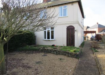 Thumbnail 3 bed end terrace house to rent in Kislingbury, Northampton