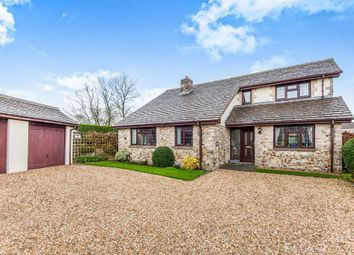 Thumbnail 3 bed detached house for sale in Castle Hill, Axminster