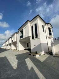 Thumbnail 4 bed terraced house for sale in 115, Dreamworld-Africana Drive, Lekki, Nigeria