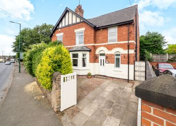 Thumbnail 3 bed semi-detached house for sale in Arnold Road, Nottingham, Nottinghamshire