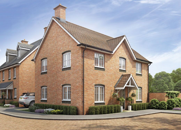 Thumbnail 4 bedroom detached house for sale in The Birch, Coalport Road, Broseley, Shropshire